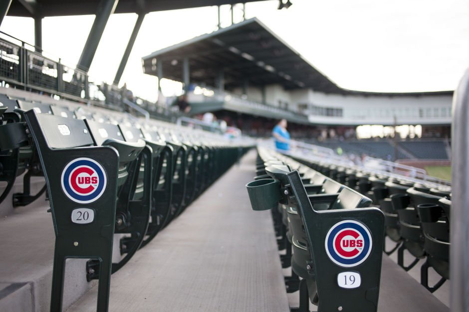 Cubs Park Grand Opening