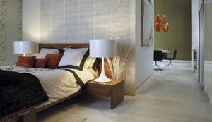 Textures can boost appeal of a bedroom