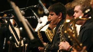Highland High planning jazz festival
