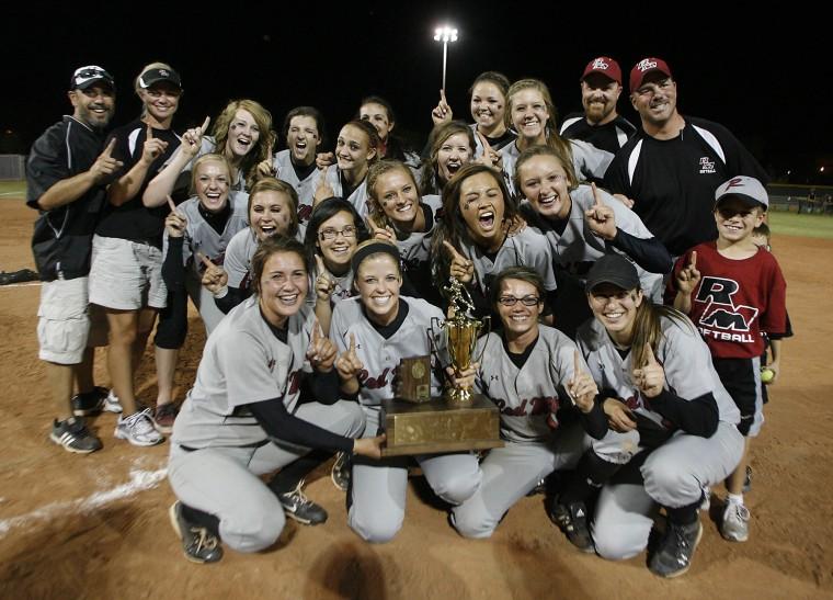 Division I softball state championship