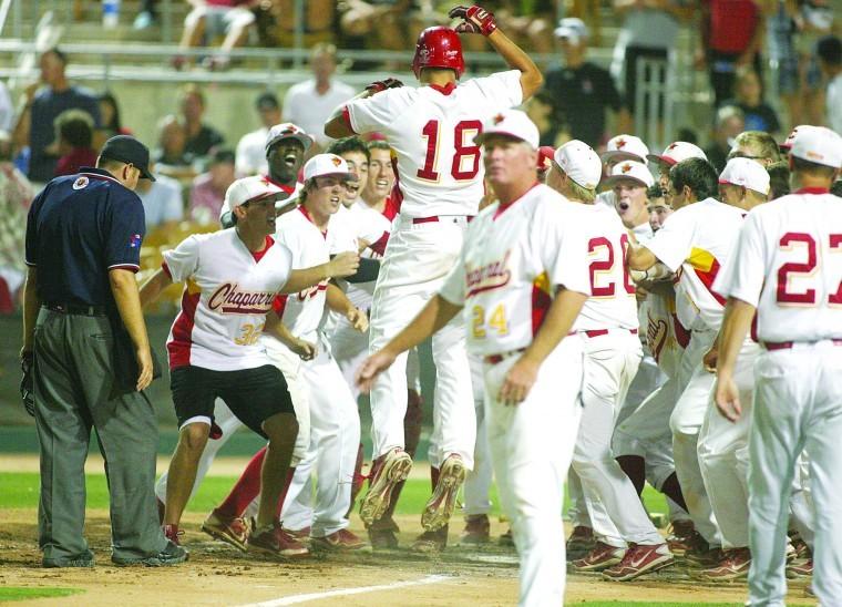 Boy's Baseball Divison I State Championship