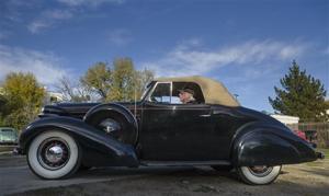 Garvin Kotzin 1936 Oldsmobile