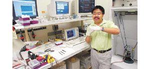 09/22 - ASU team takes a giant step toward molecular circuitry