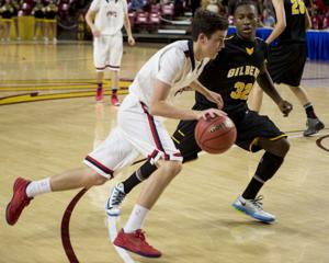 Boys high school Basketball: Gilbert vs. Pinnacle