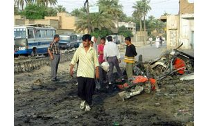Series of attacks kill 38 in Iraq