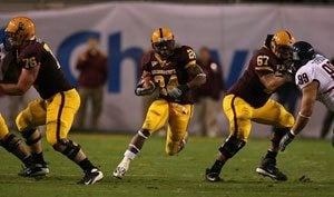 ASU to play Texas in Holiday Bowl