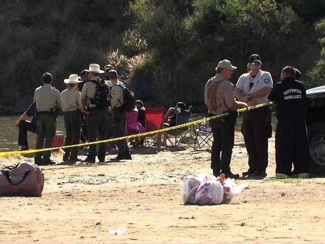 10-year-old girl's body found in Saguaro Lake