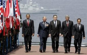 Obama: D-Day veterans changed course of century