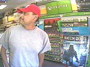 GameStop robbery