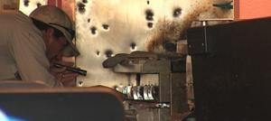 Explosive thrown in restaurant, owner injured
