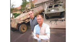 Vet aims at military museum