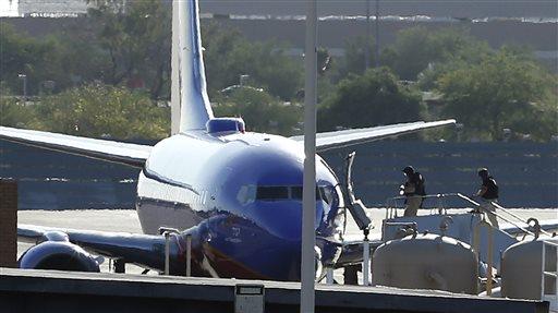 Plane Diverted