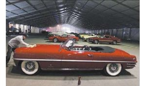 Barrett-Jackson, Scottsdale try for parking deal