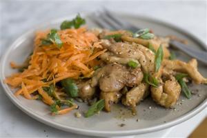 Food Deadline Caramelized Chicken