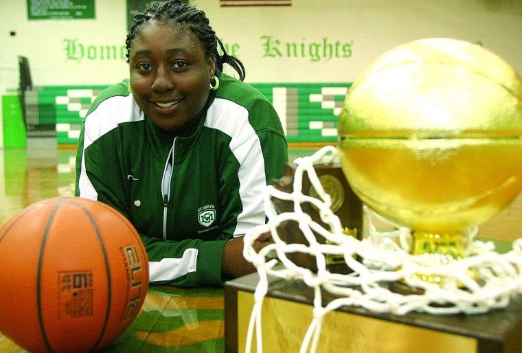 Tribune Girls Basketball Player of Year