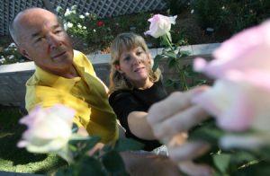 Tempe couple creates a floral paradise