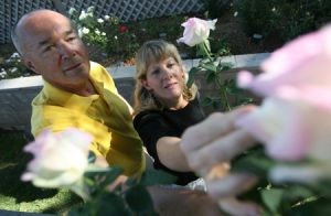 Tempe couple creates a floral paradise