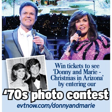 Donny and Marie ticket giveaway