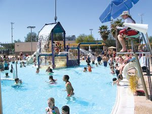 City pools open in East Valley