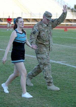 Military Dad Surprise