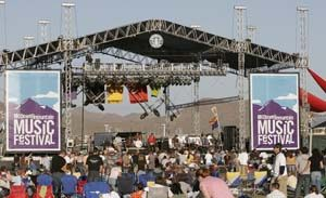 McDowell Mountain Music Festival brings diversity to the stage