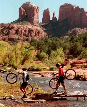 Take a scenic trip through Sedona