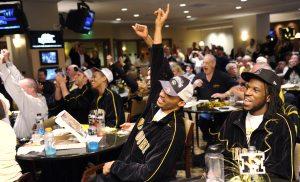 Cardinals, Panthers, Heels, Huskies earn top seeds