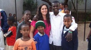 Councilwoman works on African orphanage