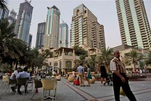 Dubai downturn ripples through Arab world