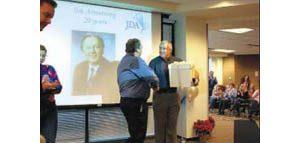 JDA Software at milestone