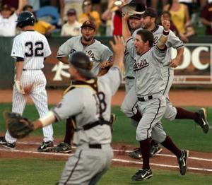Arizona State headed to College World Series