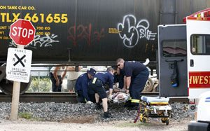 Train site has history of crashes in Gilbert