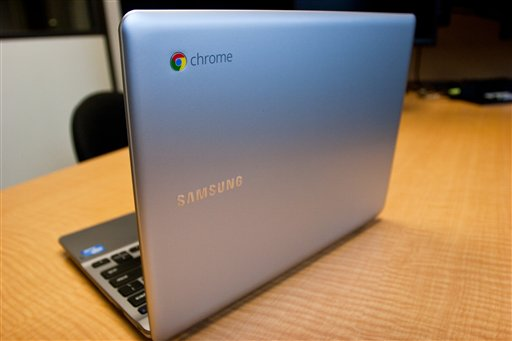Google Chrome Computers
