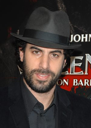 'Borat' star crashes NBC drama 'Medium'