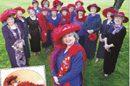 Red Hat Society calendar to benefit teachers
