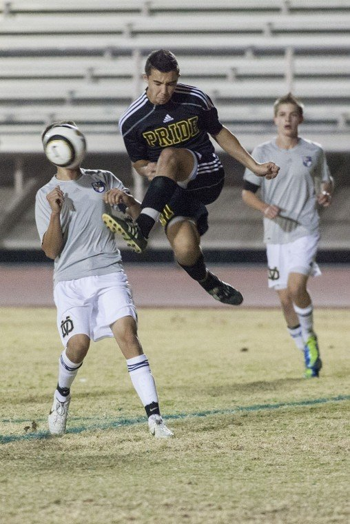 Soccer: MP vs DV