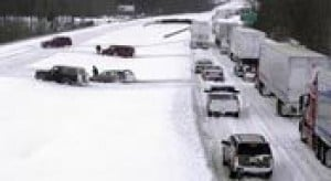 Massive winter storm strands travelers