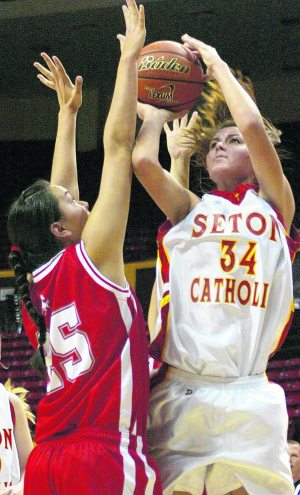 Sisters' shadow looms over Seton's Wirth