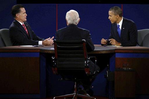 Barak Obama, Mit Romney