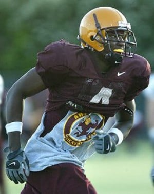 ASU's Robinson working hard to live up to hype