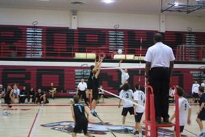 Highland boys volleyball
