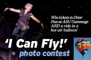 'I Can Fly!' ticket giveaway
