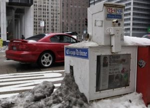 Chicago's newspapers facing troubled futures