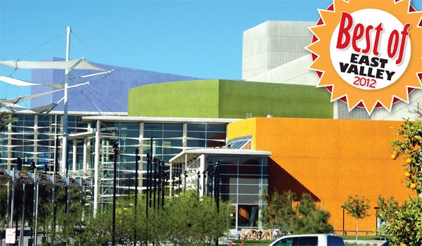 Best of 2012: Mesa Arts Center