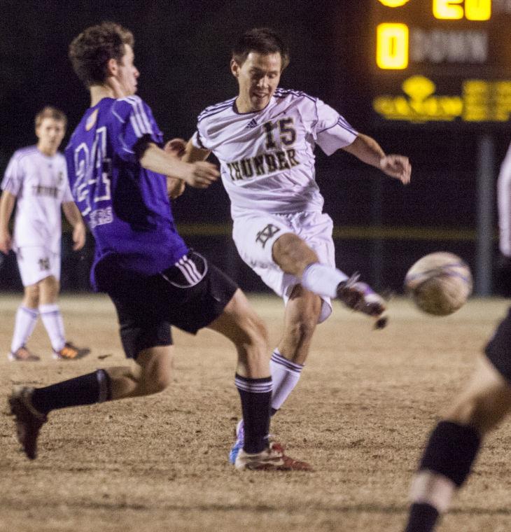 Soccer: DV vs Rincon