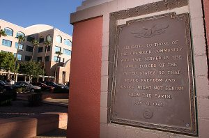Chandler to unveil memorial for WWII vets