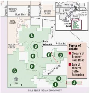 San Tan park plan irks some