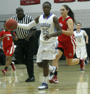 Dobson girls basketball