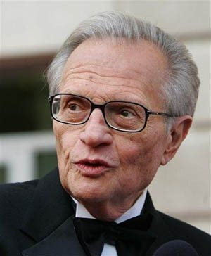 Larry King is OK after vascular surgery