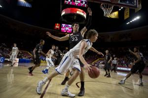 Boys Basketball: Dobson vs. Hamilton